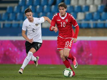 Österreichs U21 war gegen Dänemark chancenlos