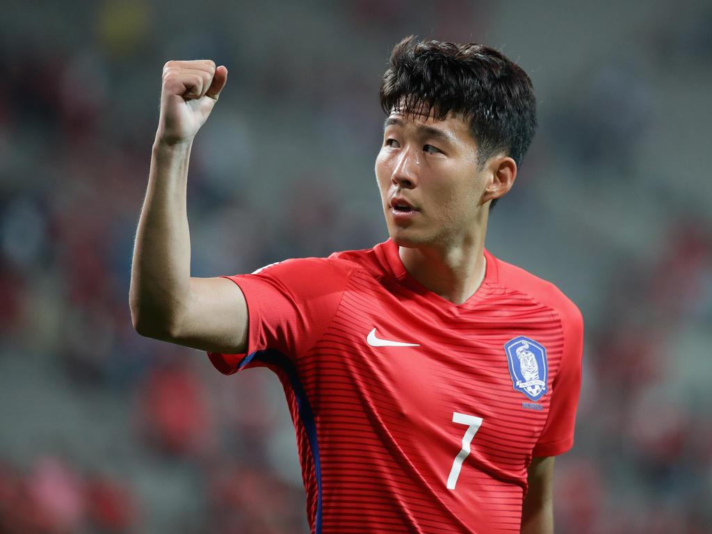 Tottenham Hotspur forward Son Heung-min scored a screamer as South Korea  beat Honduras 2-0 in their opening World Cup warm-up match on Monday. 0d90dc7fe
