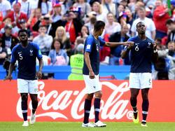 Frankreich erkämpfte sich mit Hilfe des Videobeweises ein 2:1 gegen Australien