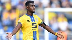 Joseph Baffo hat auf die Absage des HSV reagiert