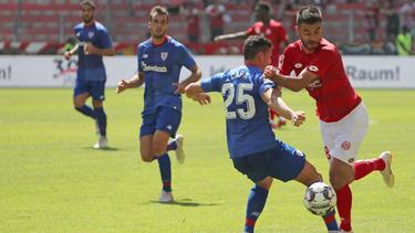 Dem FSV Mainz blieb ein Treffer aus dem Spiel verwehrt