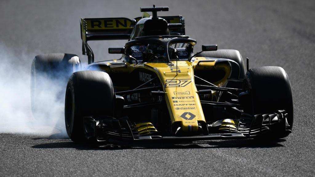 Es läuft nicht rund für Nico Hülkenberg und Renault