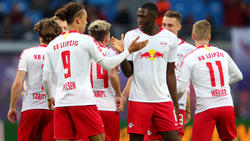 RB Leipzig hat in der Bundesliga Bayer Leverkusen besiegt