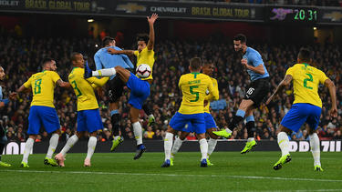 Brasil se llevó el duelo disputado en Londres. (Foto: Getty)