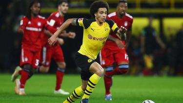 Axel Witsel wechselte erst im Sommer zum BVB