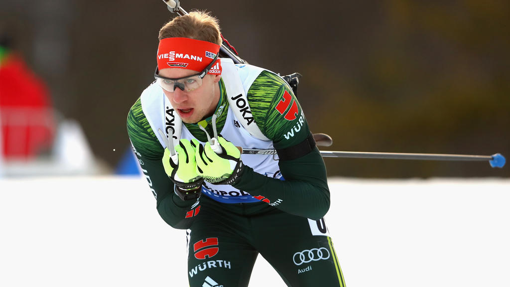 Johannes Kühn feierte den bislang größten Erfolg seiner Karriere
