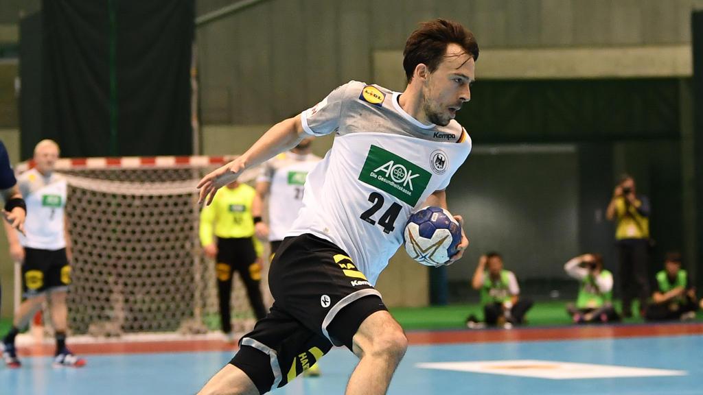 Handball Im Live Ticker Tv Und Stream Deutschland Im Wm Test Gegen