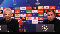 Mario Götze spielt seit dem Sommer beim BVB unter Lucien Favre