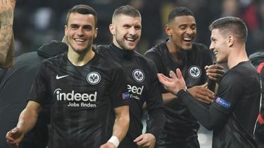 Eintracht Frankfurts Tormaschine soll auch gegen Hannover 96 liefern