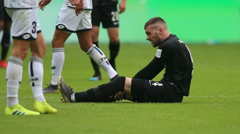Ante Rebic fehlt auch im Rückspiel gegen Inter Mailand