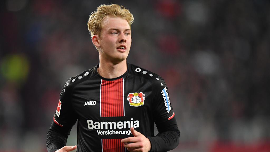 Julian Brandt wird offenbar nicht nur vom BVB umworben