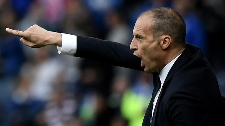 Allegri verliert das letzte Spiel als Juventus-Coach