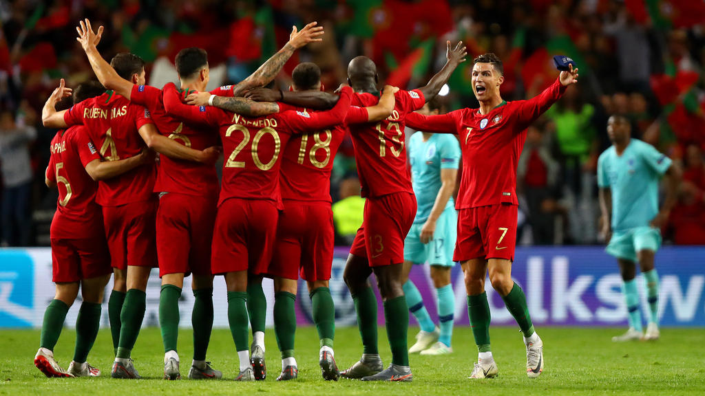 Nations League A News Portugal Edge Out The Netherlands To Win First Nations League