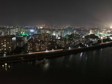 Vista general de la ciudad de Pyongyang en Corea del Norte. (Foto: Getty)