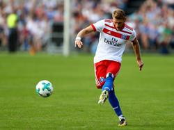 Aaron Hunt wird weiter für den Hamburger SV spielen