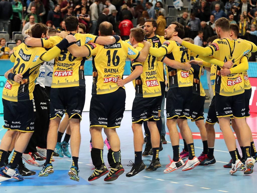 Die Rhein Neckar Löwen bleiben in der Champions League ungeschlagen