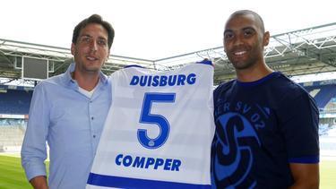MSV Duisburg verpflichtet Marvin Compper