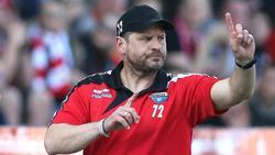 Will auch in der Bundesliga nach vorne spielen: Paderborn-Coach Steffen Baumgart