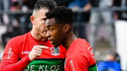 Mike Ndayishimiye vor dem Wechsel zum FC Bayern?