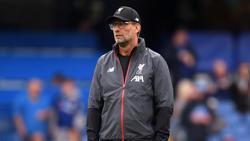 Jürgen Klopp schwärmte von Manchester City