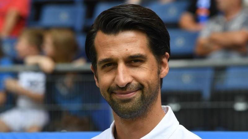 Jonas Boldt ist der Sportvorstand des Hamburger SV