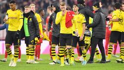 Der BVB war gegen den FC Bayern chancenlos
