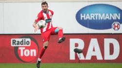 Norman Theuerkauf bleibt dem 1. FC Heidenheim bis 2021 erhalten