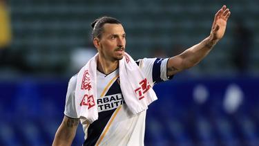 Zlatan Ibrahimovic spielte rund zwei Jahre lang für LA Galaxy