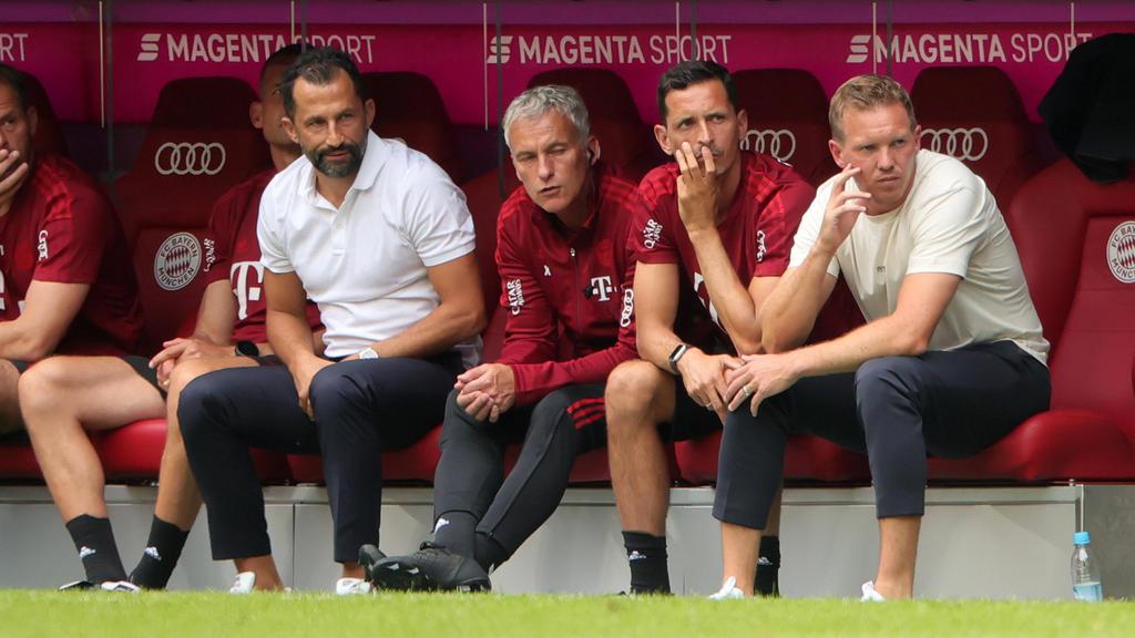 Der Kader des FC Bayern füllt sich langsam