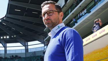 Zinnbauer legt in Südafrika sein Traineramt nieder