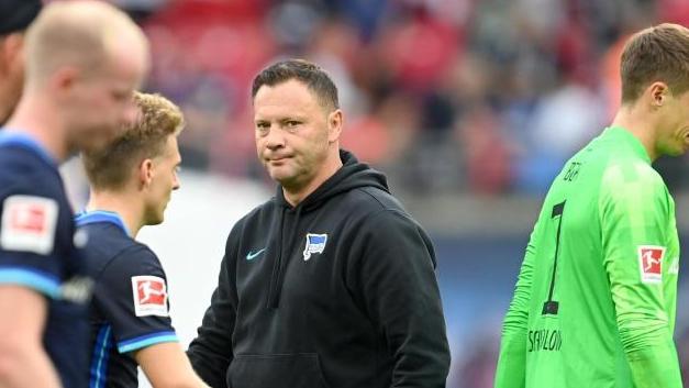 Pál Dárdai will bei Hertha nicht die Flinte ins Korn schmeißen