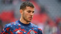 Lucas Hernández steht dem FC Bayern weiterhin zur Verfügung
