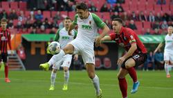 Augsburg holte einen schmeichelhaften Zähler gegen Freiburg
