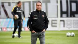 Markus Kauczinski will mit Dynamo Dresden noch die Wende schaffen