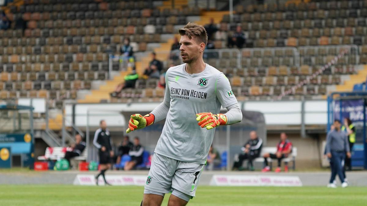 Trägt noch das Trikot von Hannover 96: Ron-Robert Zieler