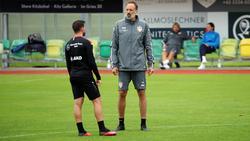 Gonzalo Castro (l.) ist neuer Kapitän beim VfB Stuttgart