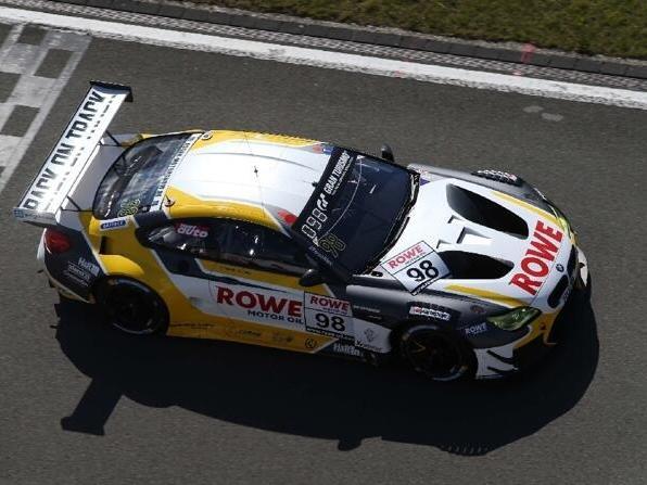 Der M6 GT3 zählt mit seinen 2,9 Metern zu den GT3-Autos mit dem längsten Radstand