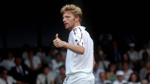 Boris Becker holte sich 1991 den ersten Platz in der Weltrangliste