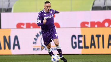 Franck Ribéry denkt noch nicht an ein Karriereende