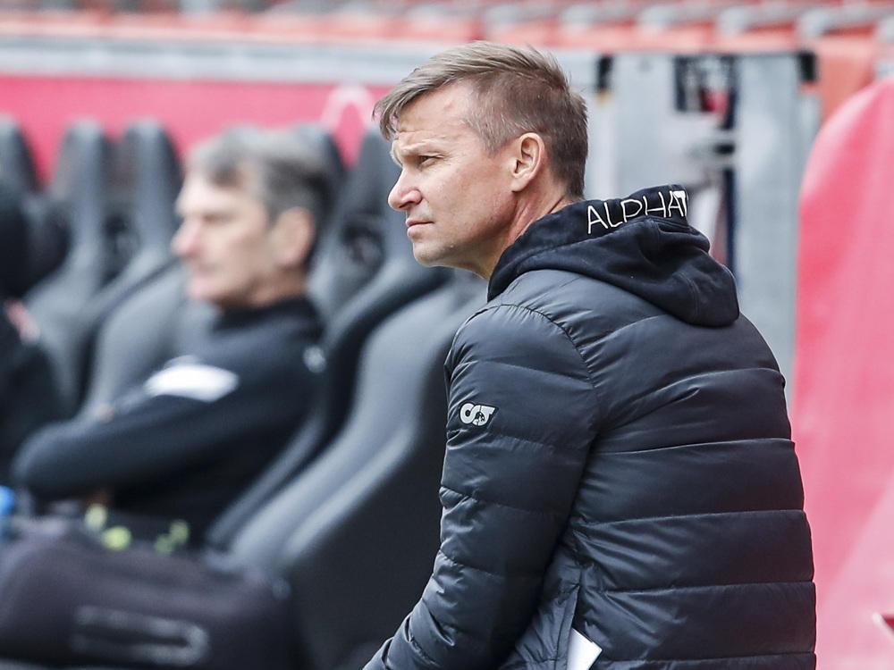 Salzburgs Marsch steht Superliga ablehnend gegenüber