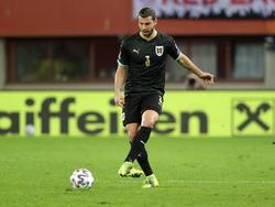 Aleksander Dragović könnte es im Sommer nach Serbien ziehen