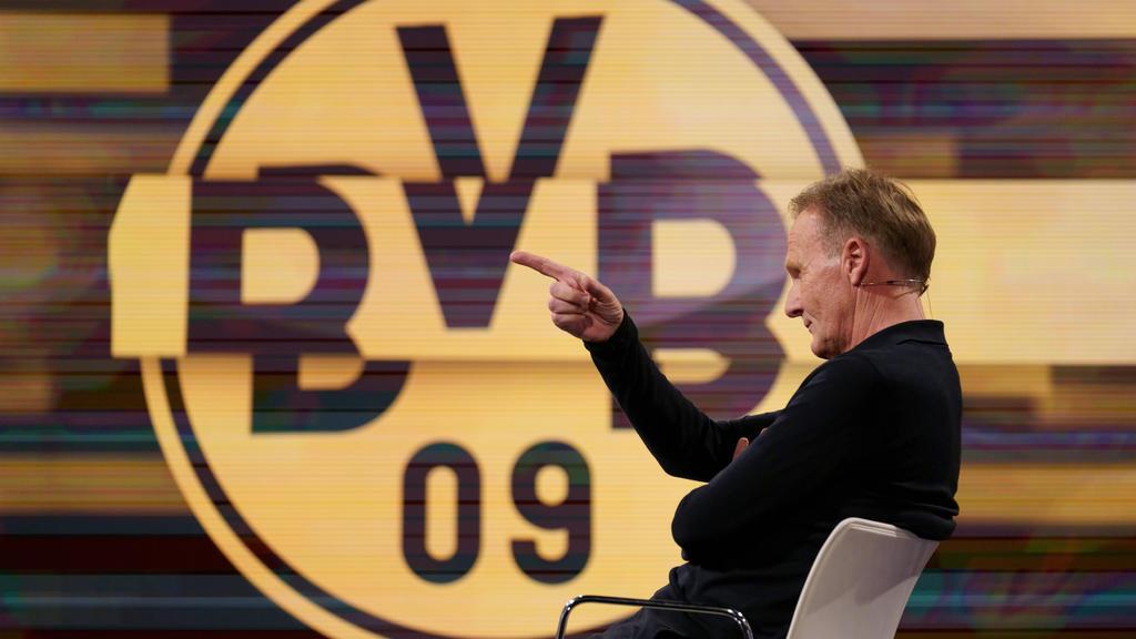 BVB-Boss Hans-Joachim Watzke hat mit einigen Aussagen für Wirbel gesorgt