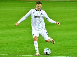 Kevin Wimmer verlässt den Karlsruher SC