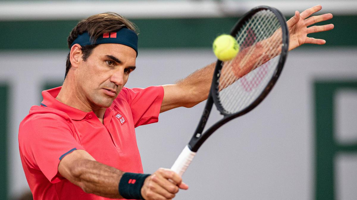 Roger Federer steht in Halle in der 2. Runde