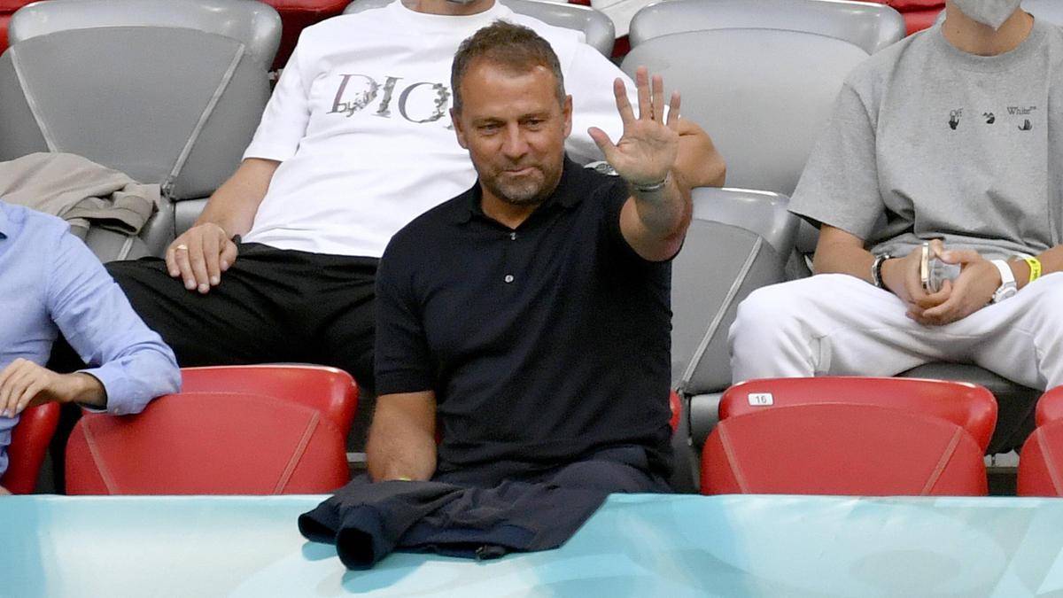 Hansi Flick startet als neuer Bundestrainer