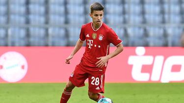 Tiago Dantas spielte in der vergangenen Saison für den FC Bayern