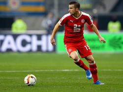 Lukas Schmitz bleibt bei Fortuna Düsseldorf