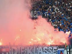 HSV-Fans haben der eigenen Mannschaft gedroht