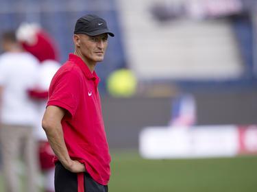 Peter Zeidler trainiert aktuell den französischen Zweitligisten FC Sochaux