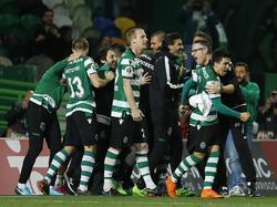 El conjunto verdiblanco quiere acabar la temporada con un título. (Foto: Imago)